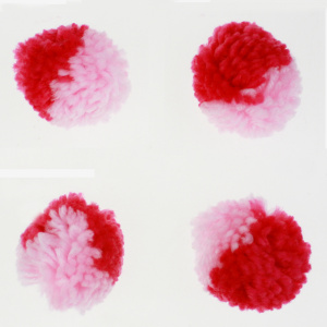 Valentine Craft accessoire pompom ball
