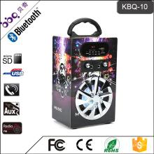 Fabrik Großhandel Bluetooth Lautsprecher Lampe mit bester Qualität