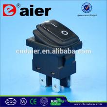 Daier kcd1 interruptor de balancín a prueba de agua