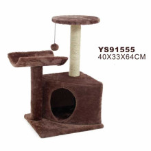 Eco-Friendly Feature Modern Luxurious Cat Tree Chinese Cat Tree