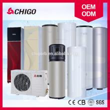 Produits chauds nouvelle arrivée d'air à l'eau tas pompe chauffage chauffe-eau réservoir chaud