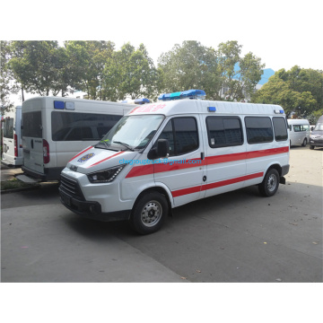Ambulance de la clinique médicale de transit LHD ICU