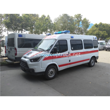 Ambulans Clinic Medical Transit ICU LHD