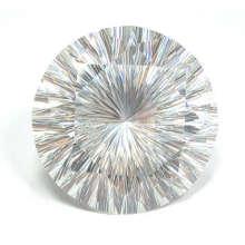 Bijoux pièces-Cubic Zirconia Concave coupe pierres précieuses