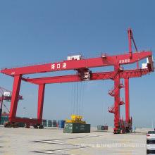 Versand 20ft und 40ft Container Gebrauchte Portalkran