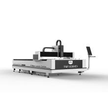 Faserlaserschneidemaschine für Edelstahl