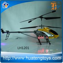 80 CM Длина 3.5 Канал Большой вертолет RC самолет с навигационным огнем