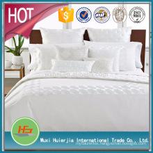 quiet popular white hotel dovet cover set for top-grade hotel