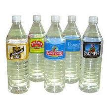Calor Shrink Sleeving para garrafa de plástico