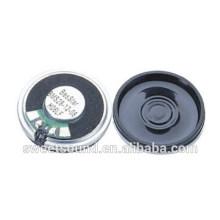 Haut-parleur mylar de 8ohm 0.1w et 29mm
