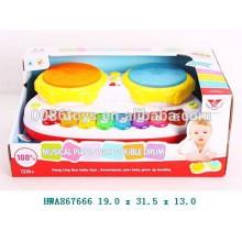 Instrumento musical de juguete de plástico para niños