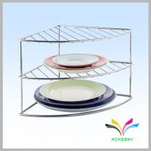 Chino nuevo sytle personalizada barata cesta de almacenamiento de alambre de metal de cocina