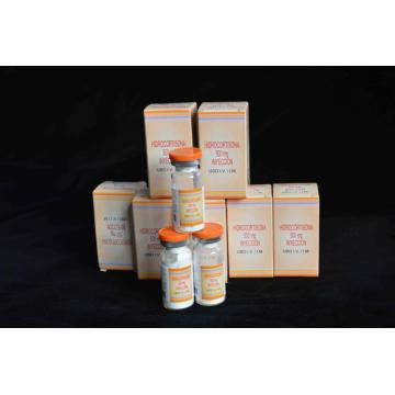 Hydrocortisone for Injection  500MG