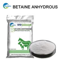 Chine Usine additive d'alimentation animale Betaine 107-43-7