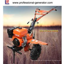 Vertikale 4-Stroke Farming Mini Power Tiller, Rotary Tiller