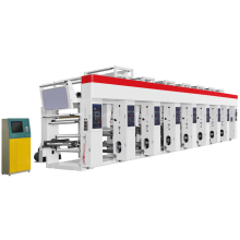 Nylon/papier/feuille d'aluminium Imprimante hélio/machine d'impression