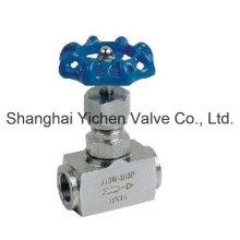 Специально игольчатый Клапан нержавеющей стали ss316 (YCZJ11)