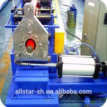square downspout roll forming machine/cold pipe roll forming machine