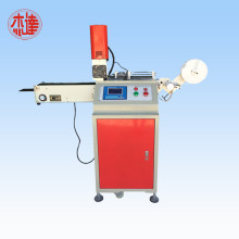 ultrasonic non woven cutting machine