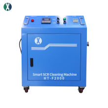 Máquina de limpieza del sistema de escape del catalizador DPF Doc SCR
