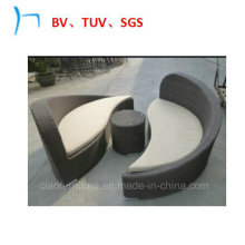 Outdoor Furniture Comfortable Rattan Furniture Leisure Day Bed (CF726)