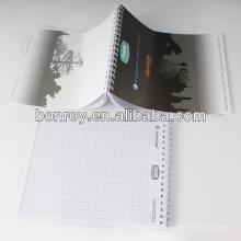 Lindo mini cuaderno espiral