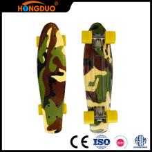 Different Styles wholesaler 4 wheel mini longboard deck skateboard