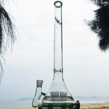 Tubes d'eau à fumer en verre antidéflagrants pour Shisha (ES-GB-284)