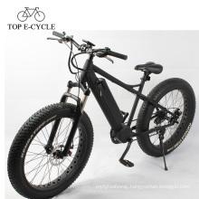 750W fat tire ebike 26inch electric bike e bicycle