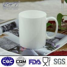 Taza de café de cerámica de cerámica fina de 12OZ