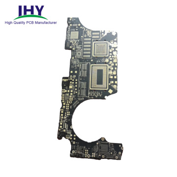 RoHS Certificated Red Solder Mask Heavy Copper 94vo PCB Board