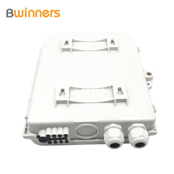 Manipulationssichere Fiber Wall Box Sc Adapter für Simplex Singlemode 8