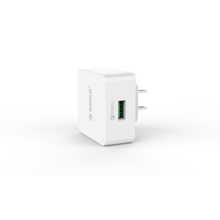 ORICO QTW-1U QC 3.0 mini porta USB carregador de mesa USB