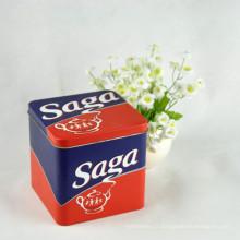 Bouchons en métal, Boîtes à doigts carrés, Boîtes à doigts personnalisées