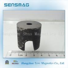 Постоянный магнит подковы AlNiCo для мотора