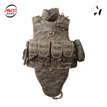 Bullet Proof Jacket with Quick Release System