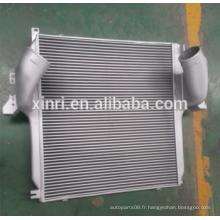 Intercooler en aluminium de qualité supérieure pour camions MERCEDES ACTROS (96-) 9425010301 NISSENS: 96971