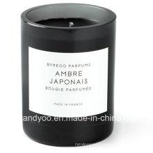Bougie de luxe parfumée au soja