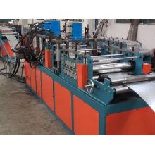 Galvanized Steel Sheet Fire Damper Making Machine