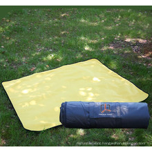 600D oxford 100% polyester outdoor picnic blanket