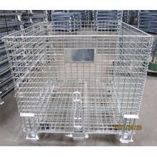 Almacén de almacenamiento de acero en jaulas