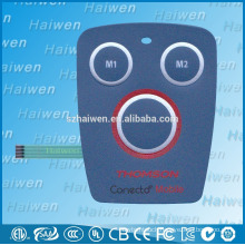 Customized membrane switch manufacturer