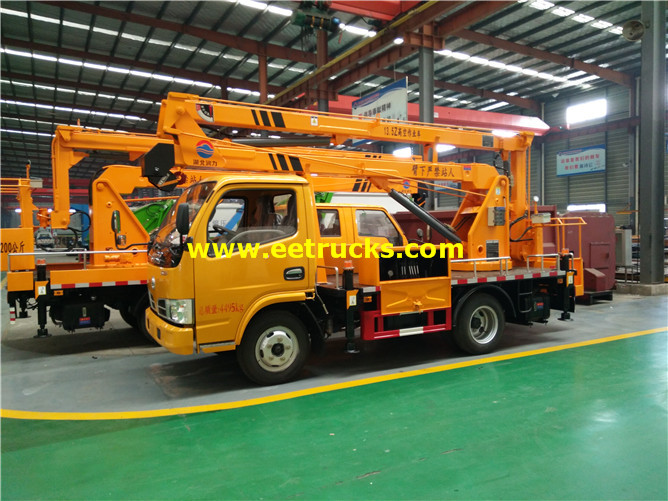 4x2 Aerial Working Trucks