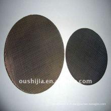 Filtre en acier inoxydable 316L (de l'usine)