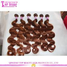 Non traité # 30 corps vague de cheveux humains en vrac de bonne qualité en vrac acheter de Chine