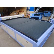 Machine en bois de gravure de laser de coupeur de laser de métier de bambou