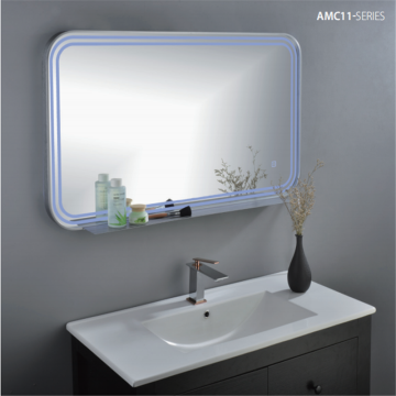 Espejo rectangular para baño LED MC11