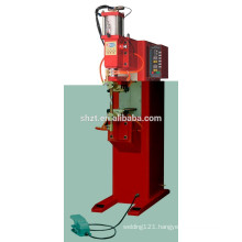 automatic water cooling air operated pneumatic spot welding machine