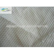 CVC Seersucker 65%Cotton 35%Polyester Fabric For Curtain