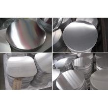 Free Size 3003 Aluminum Circles Disc